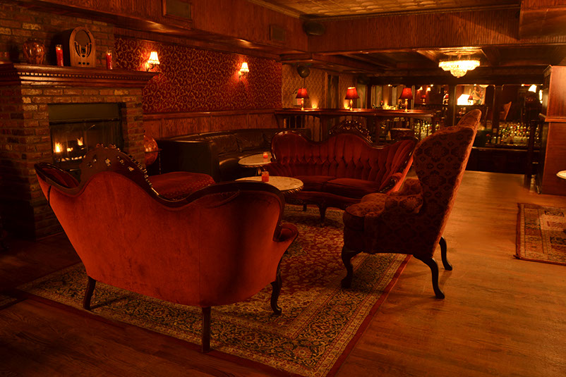 Back room bar nyc gay